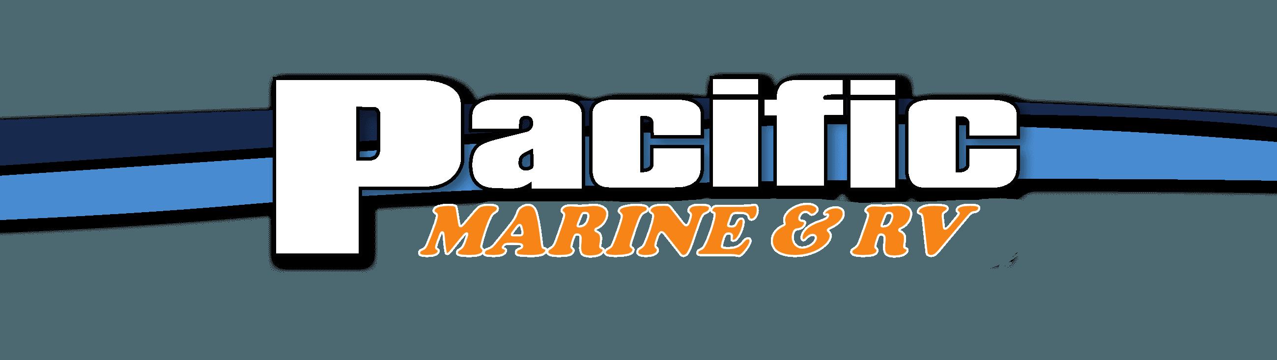 Pacific Marine & RV Logo
