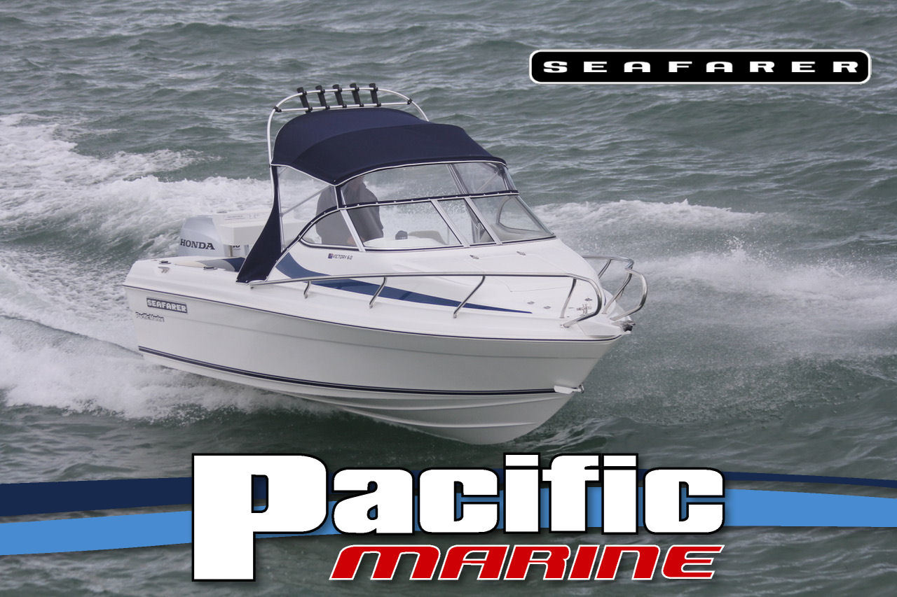 SeaFarer @ Pacific Marine